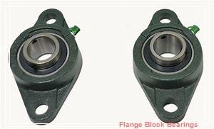 QM INDUSTRIES QVVCW19V307SB  Flange Block Bearings