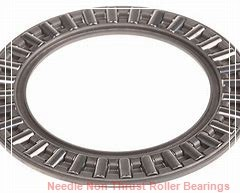 0.709 Inch | 18 Millimeter x 0.945 Inch | 24 Millimeter x 0.787 Inch | 20 Millimeter  CONSOLIDATED BEARING K-18 X 24 X 20  Needle Non Thrust Roller Bearings