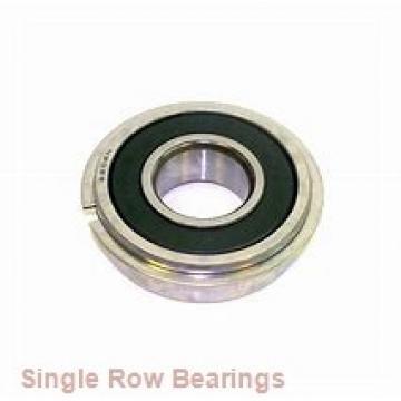 NSK 6200C3  Single Row Ball Bearings
