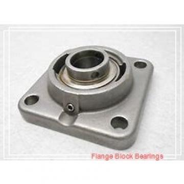 QM INDUSTRIES QAACW22A115SEC  Flange Block Bearings