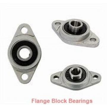 QM INDUSTRIES QVVCW19V307SM  Flange Block Bearings