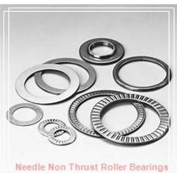 0.669 Inch | 17 Millimeter x 0.827 Inch | 21 Millimeter x 0.591 Inch | 15 Millimeter  CONSOLIDATED BEARING K-17 X 21 X 15  Needle Non Thrust Roller Bearings