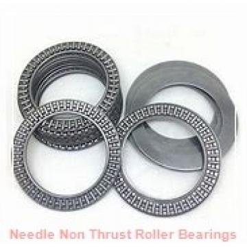 0.709 Inch | 18 Millimeter x 0.906 Inch | 23 Millimeter x 0.787 Inch | 20 Millimeter  CONSOLIDATED BEARING K-18 X 23 X 20  Needle Non Thrust Roller Bearings