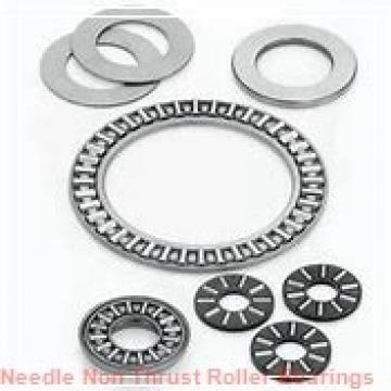2.165 Inch | 55 Millimeter x 2.362 Inch | 60 Millimeter x 0.787 Inch | 20 Millimeter  CONSOLIDATED BEARING K-55 X 60 X 20  Needle Non Thrust Roller Bearings