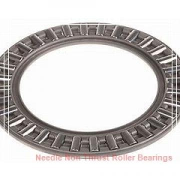 2.165 Inch | 55 Millimeter x 2.362 Inch | 60 Millimeter x 0.669 Inch | 17 Millimeter  CONSOLIDATED BEARING K-55 X 60 X 17  Needle Non Thrust Roller Bearings