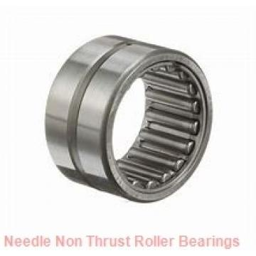 0.394 Inch | 10 Millimeter x 0.551 Inch | 14 Millimeter x 0.512 Inch | 13 Millimeter  CONSOLIDATED BEARING K-10 X 14 X 13  Needle Non Thrust Roller Bearings
