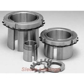ISOSTATIC AA-863-3  Sleeve Bearings